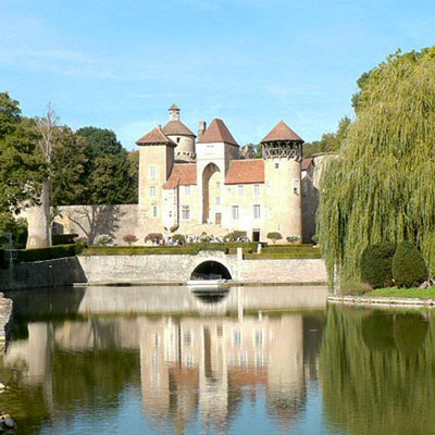 castle of sercy