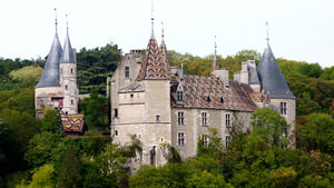 Castle of la Rochepot