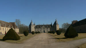 chateau of Sully