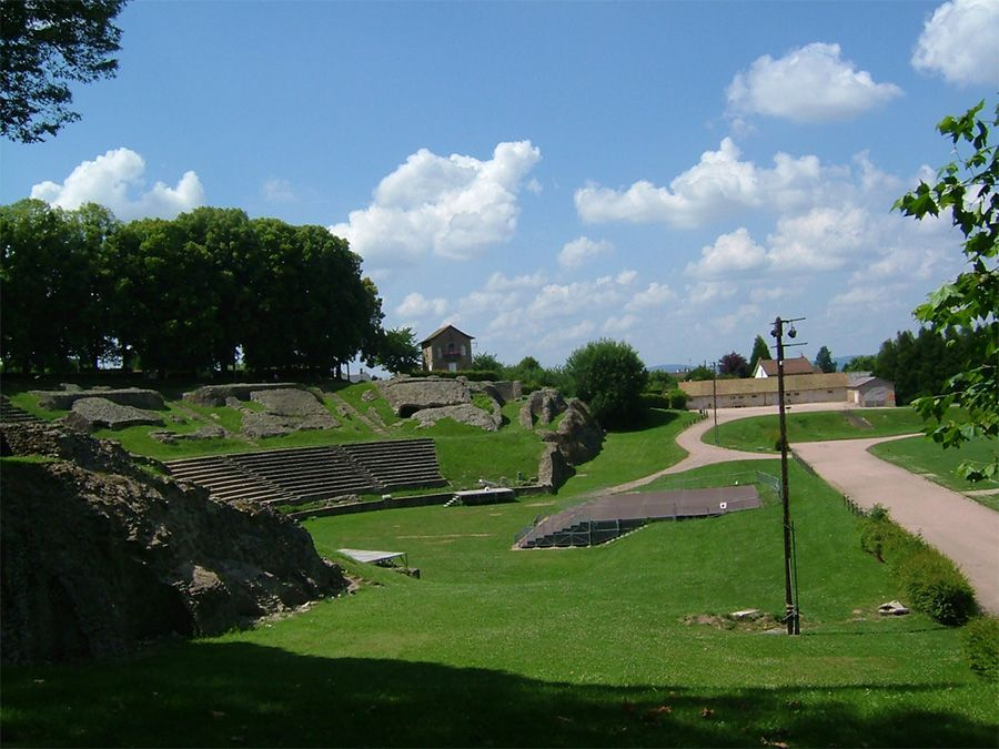 Roman Theater of Autun