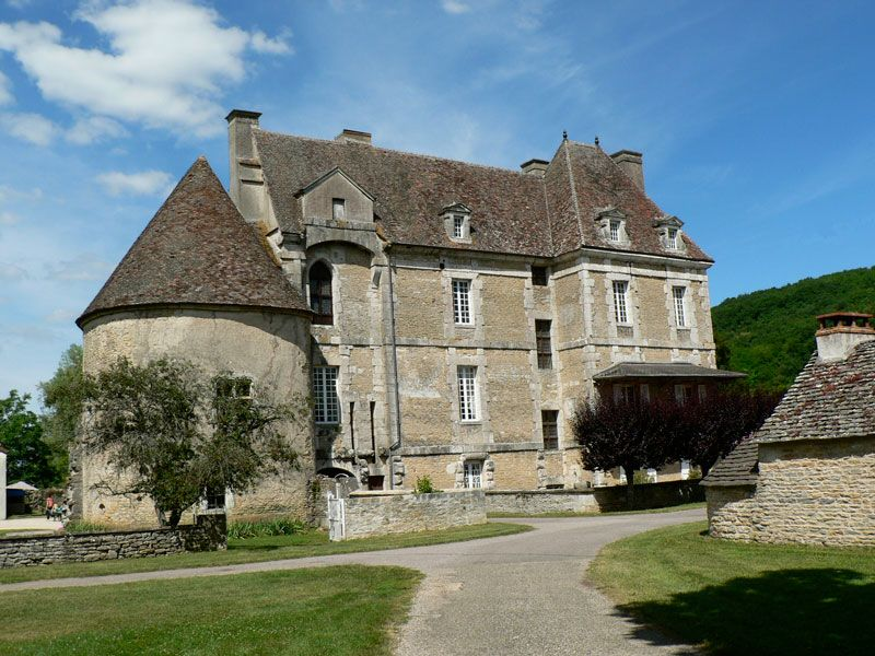 Chateau de Chamilly