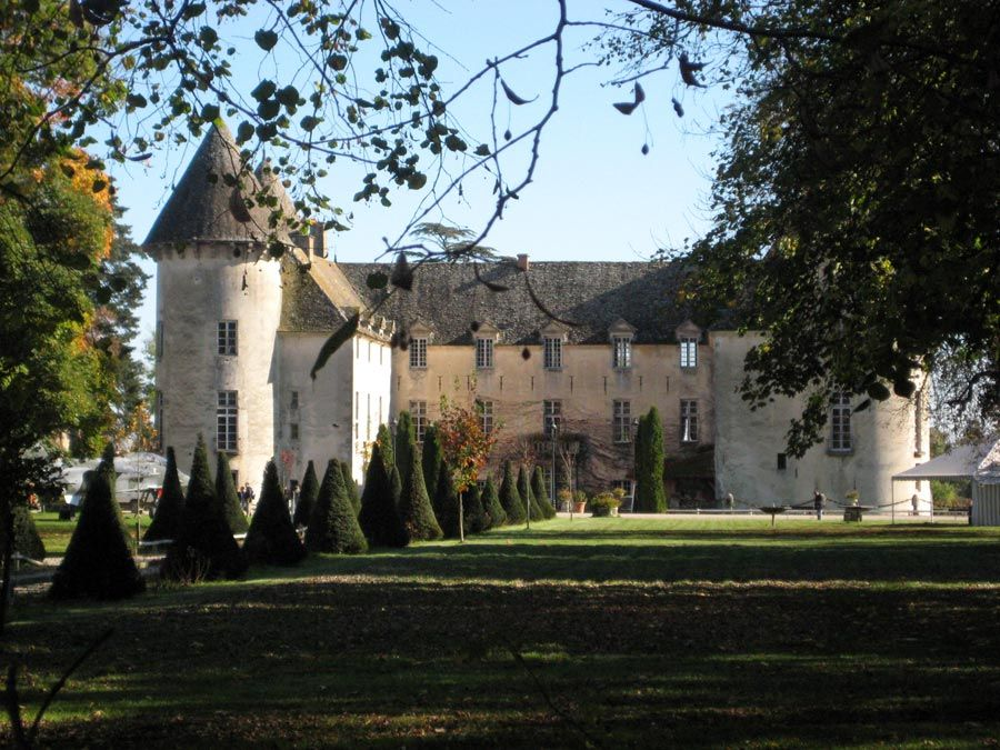 Castle of Savigny-les-Beaune - exhibitions of cars, motorbikes ...
